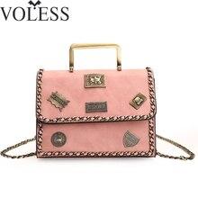 Luxus Handtaschen Frauen Designer Hochwertige Retro Pu-leder Handtasche Ketten Messenger Bags Crossbody Für Frauen Einkaufstasche