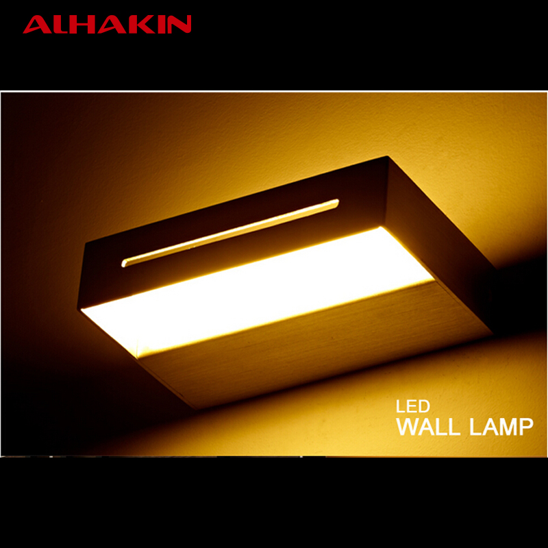Lighting Basement Washroom Stairs: ALHAKIN 5W Wall LED Light Up Stair Light 2700 3000K