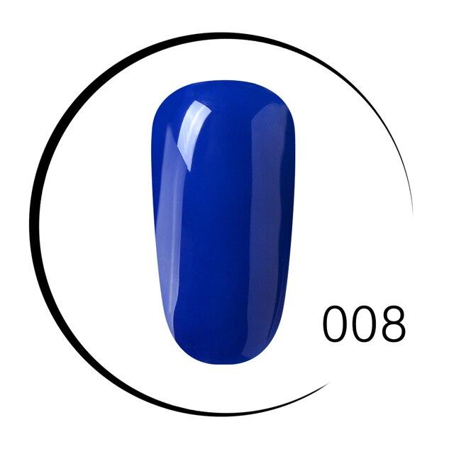 Elite99 Blau Serie Nagel Kunst Dekorationen Nagel Gel Polnisch LED UV Lampe Gel Lack 10 ml Gel Lack Long Lasting pick 1 stück