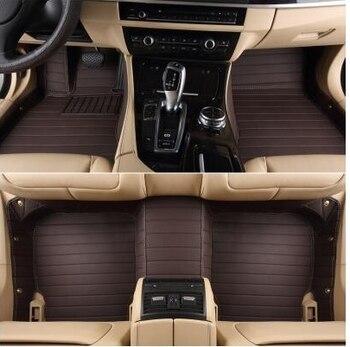 Лучшее качество! Специальные автомобильные коврики для Mercedes Benz GLC 200 220d 250d 300 2019 2015 водонепроницаемые ковры, бесплатная доставка