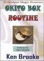 2014 Ken Brooke's Okito Box Routine by Aldo-Magic tricks