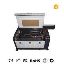 100w4060 laser engraving machine garment cutting machine / leather carbon dioxide laser metal cutting machine free shipping стоимость