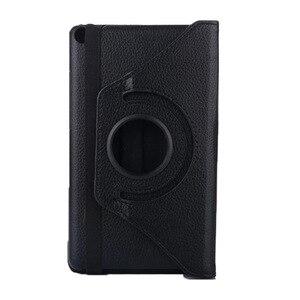 Вращающийся на 360 градусов чехол из искусственной кожи для Huawei MediaPad T3 8,0 KOB-L09 KOB-W09 чехол для планшета forHonor Play Pad 2 Чехол + пленка