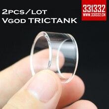 Фотография original 33132  Pyrex Replacement Glass tube clear VGOD Tricktank