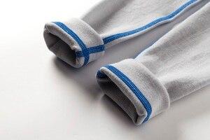 Image 5 - Комплект детского термобелья из 100% мериносовой шерсти, для мальчиков и девочек от 1,5 до 14 лет