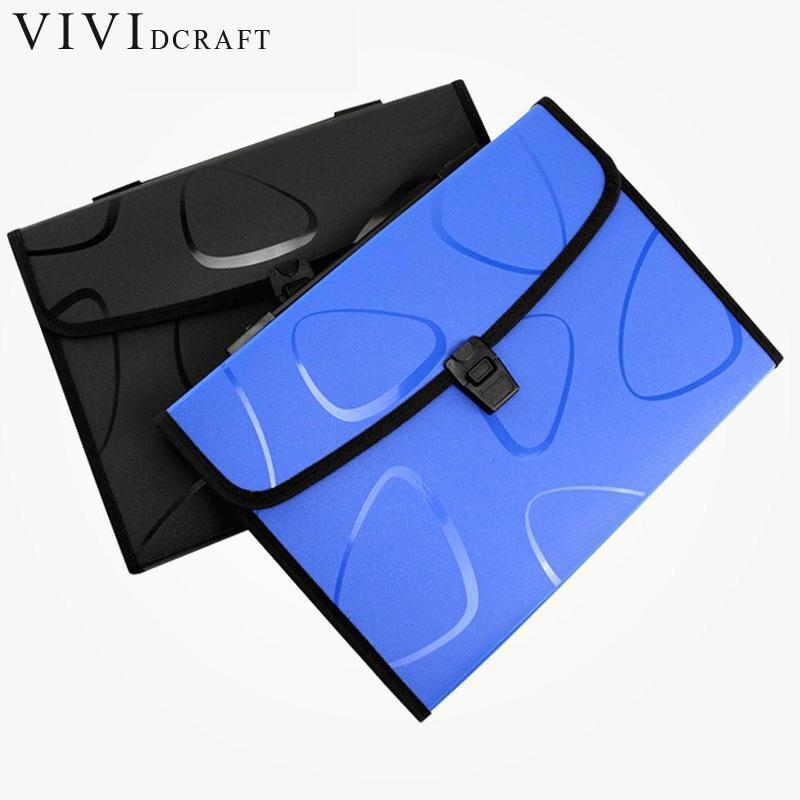 Vividcraft Buro Schreibwaren Wasserdichte Business Buch A4 Papier