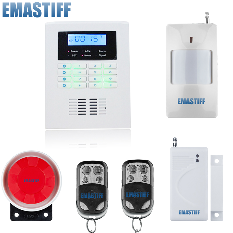 850/900/1800/1900MHZ PSTN GSM intercom Security Home GSM Alarm System with Russian and English Voice Czech Voice 2 Year warranty tiffany shell vintage stained glass iron mermaid wall lamp indoor lighting bedside lamps wall lights for home ac 110v 220v e27