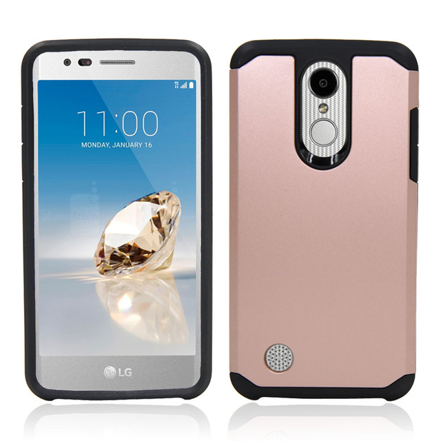 rose gold Phone case lg k20 5c64f48294531