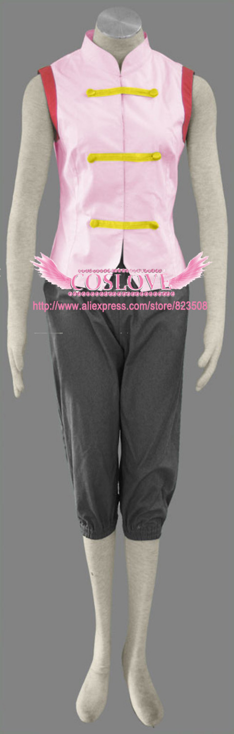 High Quality Custom Made Tenten Cosplay Costume(1nd) from ...