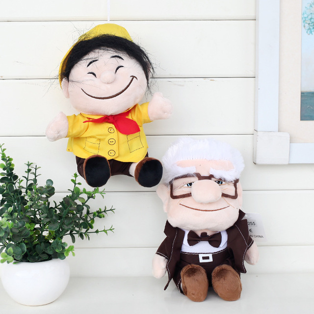 20cm 30cm russell carl fredrickse from movie up plush toy