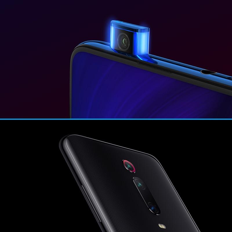 Édition privilège Xiaomi Redmi K20 Pro 12GB 512GB Snapdragon 855 Plus téléphone portable 6.39 pouces AMOLED 48MP Triple caméras 4000mAh - 4