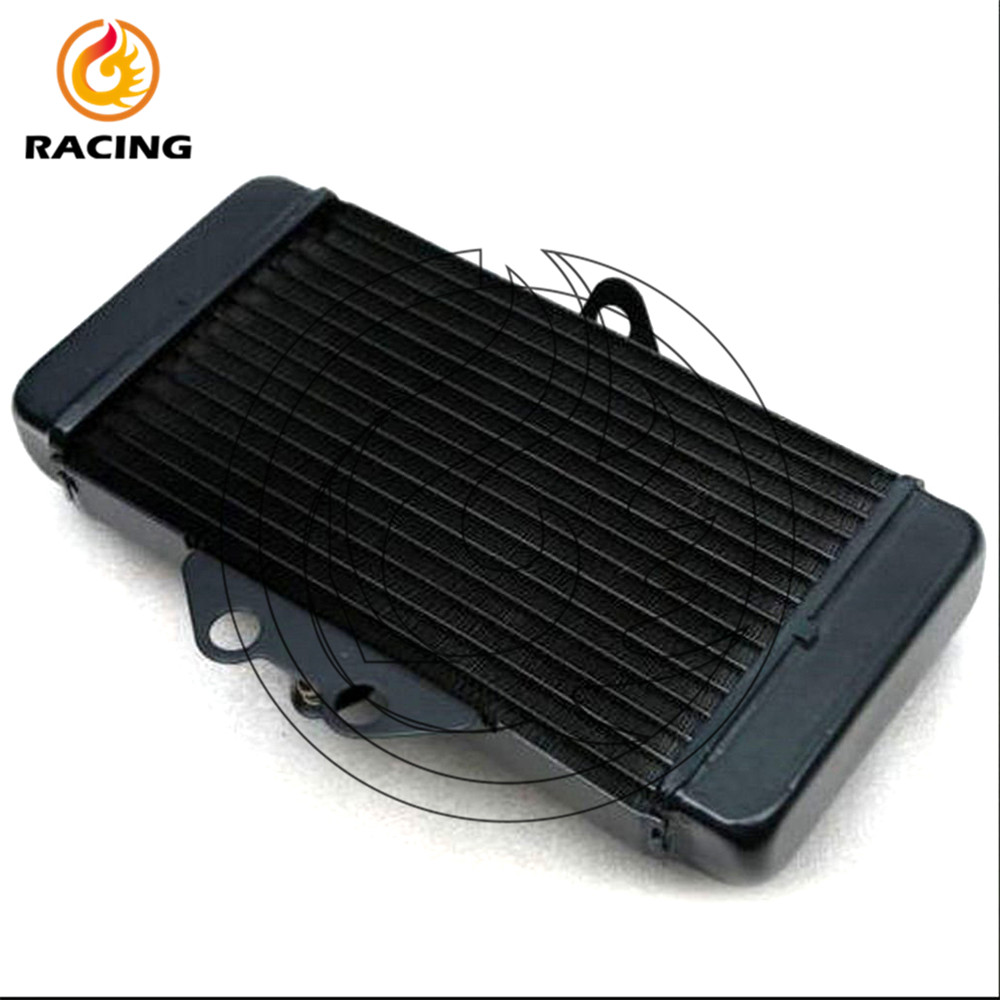 Motorcycle Aluminium Cooling Cooler Radiator For Honda VTR250 1997-2007 2006 2005 2004 2003 2002 2001 2000 1999 VTR 250 97-07