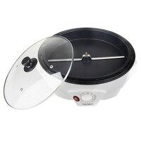 Avaloura 1200W white color coffee roaster for home appliance coffee roaster machine