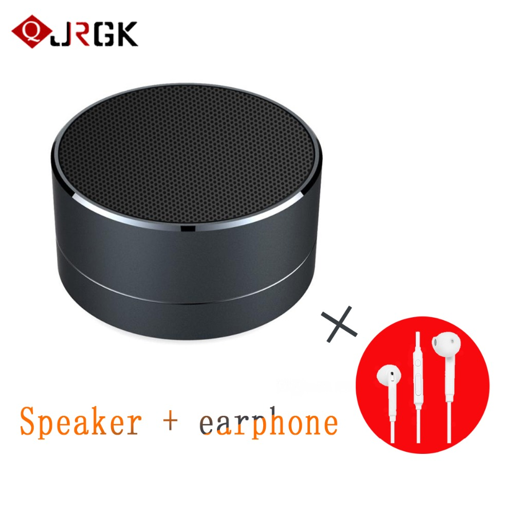 JRGK Portable speaker bluetooth speaker Wireless column powerful portable speakers colum for pc Support TF MP3 Music Player