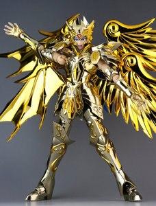 Image 5 - GT ของเล่นที่ยอดเยี่ยม Saint Seiya ตำนาน Soul of พระเจ้าทองผ้าโลหะ Gemini Saga SOG ไม่มีวัตถุ