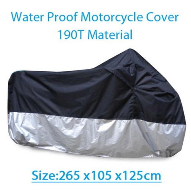Motocicleta cubierta impermeable para BMW R1150GS Adventure R1200GS aventura MO piezas