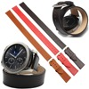For Samsung Gear S3 Watch Leather Bands Accessories Leather Bands Double Tour Strap For Samsung Gear