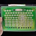 80 capítulos toys máquinas de aprendizaje islámico, quran árabe aprendizaje toys pad, musulmán kids toys educational toys tablet para niños