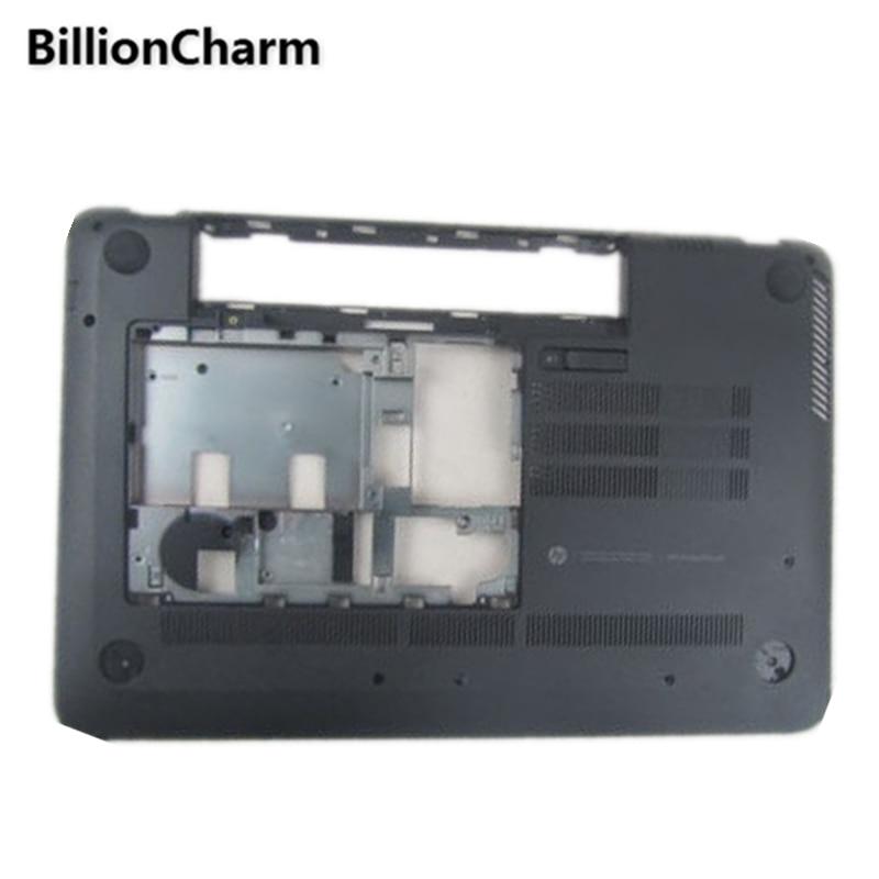 BillionCharm New Bottom Case For HP ENVY M6 M6-N M6-N012DX Laptop Bottom Base Case Cover D Shell gzeele for lenovo for ideapad y570 y575 bottom base cover case new orig d cover case d shell cover laptop bottom case with hdmi