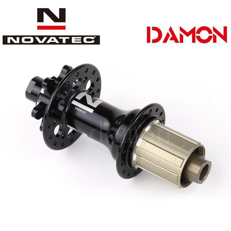 Novatec D791SB-B15 D792SB-B12 32H 110mm 148mm MTB Disc Brake Bicycle Boost Hub