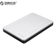 ORICO MD25U3 Aluminum 2.5 inch USB3.0 Hard Drive Enclosure Tool Free SATA HDD/SSD