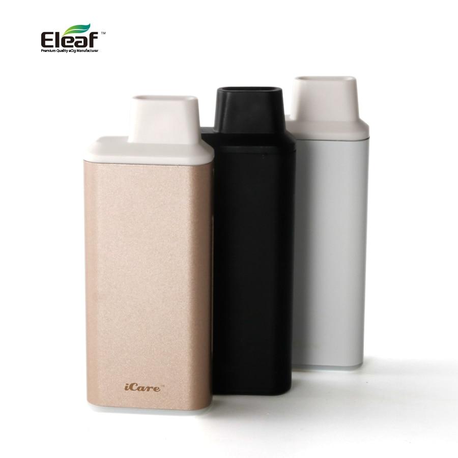 bilder für 2 STÜCKE von Eleaf iCare Kit Original Eleaf elektronik sigara Eleaf iCare alle in Auf Starter kit mit 650 mAh batterie Eleaf iCare vaper