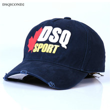 The Summer Male Ladies Hat Hat Peaked Cap All-match Winter Baseball Cap Baseball Hat and DSQ Tide