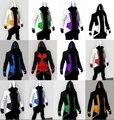 Jogo Hot Assassins Creed 3 III Anime Hoodie Jacket Chaqueta Conner Kenway sobretudo Cosplay