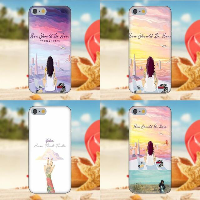 US $0 99 |Oedmeb Painted Kehlani You Should Be Here For Xiaomi Redmi 5 4A 3  3S Pro Mi4 Mi4i Mi5 Mi5S Mi Max Mix 2 Note 3 4 Plus-in Half-wrapped Case