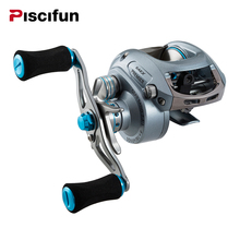 Piscifun Saex Premier Right or Left Baitcasting Reel 7BB 6.5:1 179g Super Light Bait Casting Fishing Reel