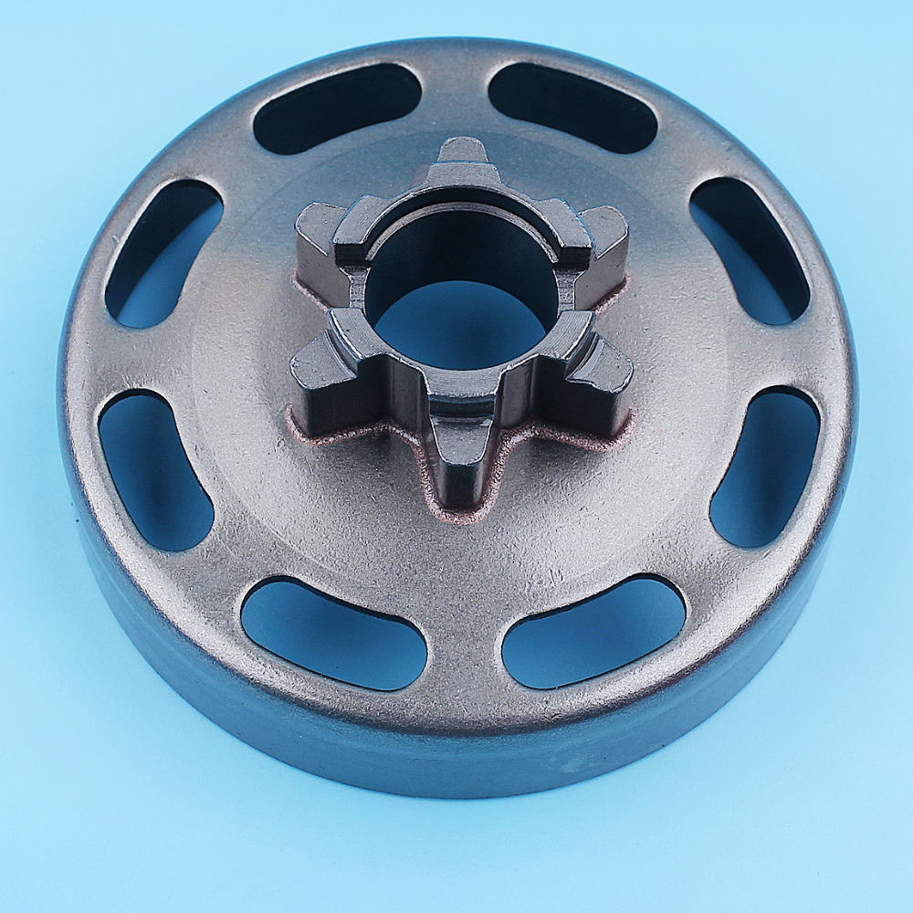 """3/8"""" 6 Tooth Clutch Drum Spur Sprocket For Husqvarna 135 140 135E 140E Chainsaw 578257101 Replacement Spare Part"""