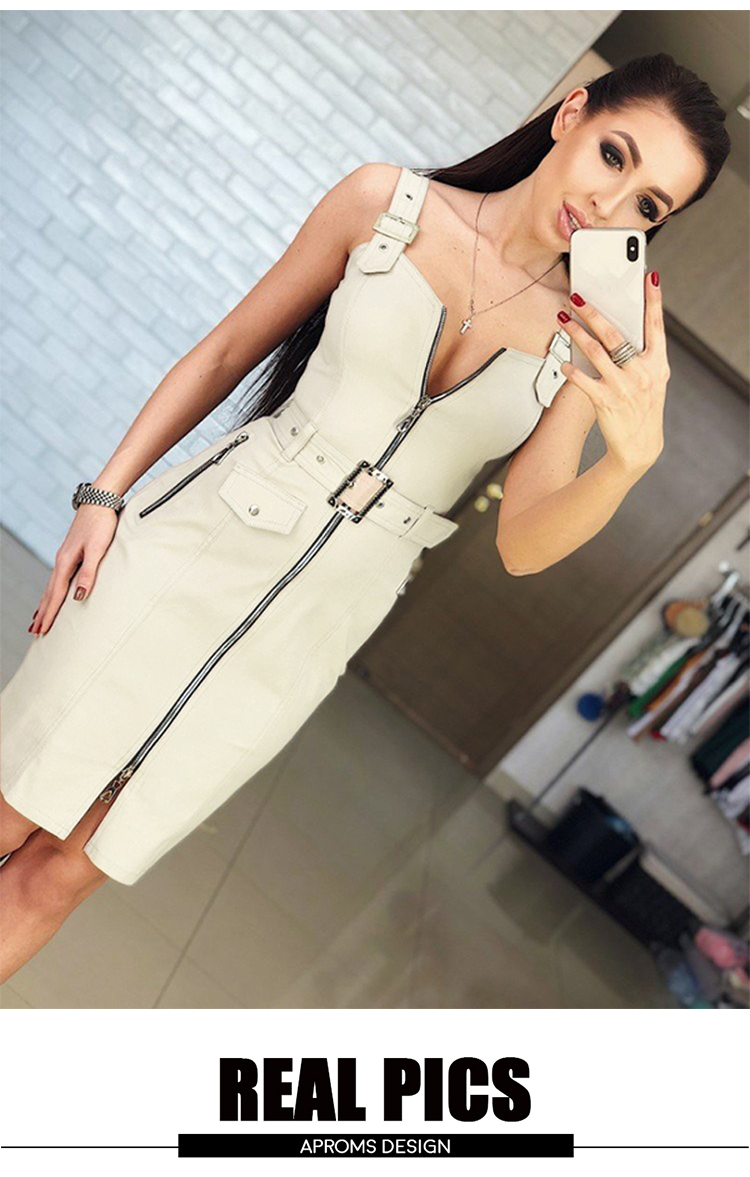 Dresses Bodycon V Women 3