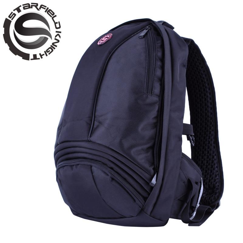 how yes Wholesale 2016 Black Motocross Backpack Moto bag Waterproof backpack reflective font b helmet b