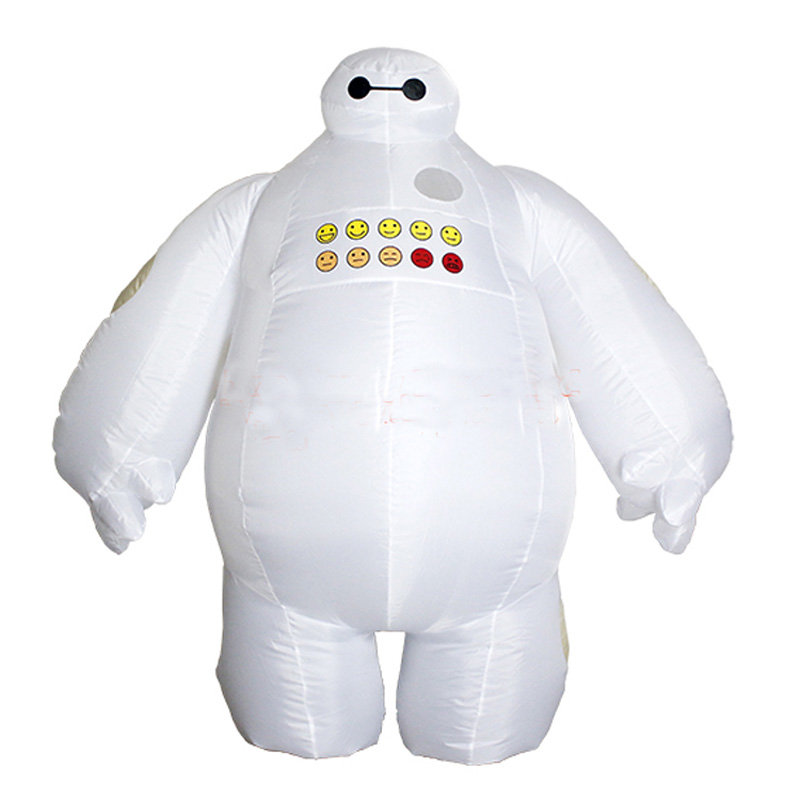 Movie & TV  Big Hero 6 Inflation big white fat super Corps  inflatable cartoon animation advertising clothing
