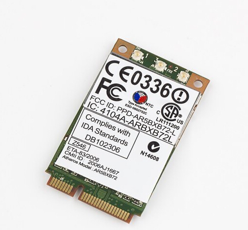 Available In Various Designs And Specifications For Your Selection 10099 For Ibm/thinkpad T60/t61 Z60/61 X60/x61 R60/r61 Pcie Wireless Networking Card Atheros Ar5bxb72 Ar5008 802.11a/b/g/n 300m