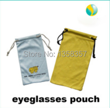 100pcs/lot Cbrl 9*17cm Glasses Drawstring Bags For Sunglasses/eyewear/ipad Mini,various Colors,size Can Be Customized,wholesale Jewelry & Accessories