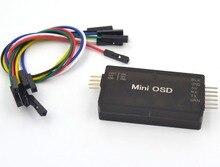 On-Screen Display Ardupilot Мега Мини OSD Rev. 1.1 OSD diy дроны APM2.0 APM2.5 APM2.6 + Бесплатная доставка