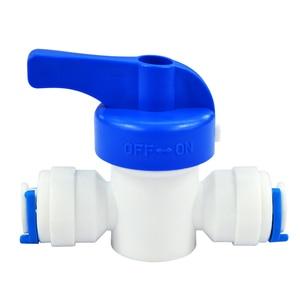 Image 3 - ATWFS Wasser Kühlschrank Kit Eismaschine für Umkehrosmose RO System und Wasser Filter Teile 10 Meter Rohr und Anschlüsse