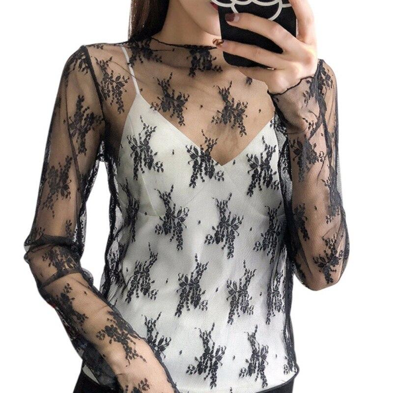Aliexpress.com : Buy Long Sleeve Basic Stand Collar Shirts