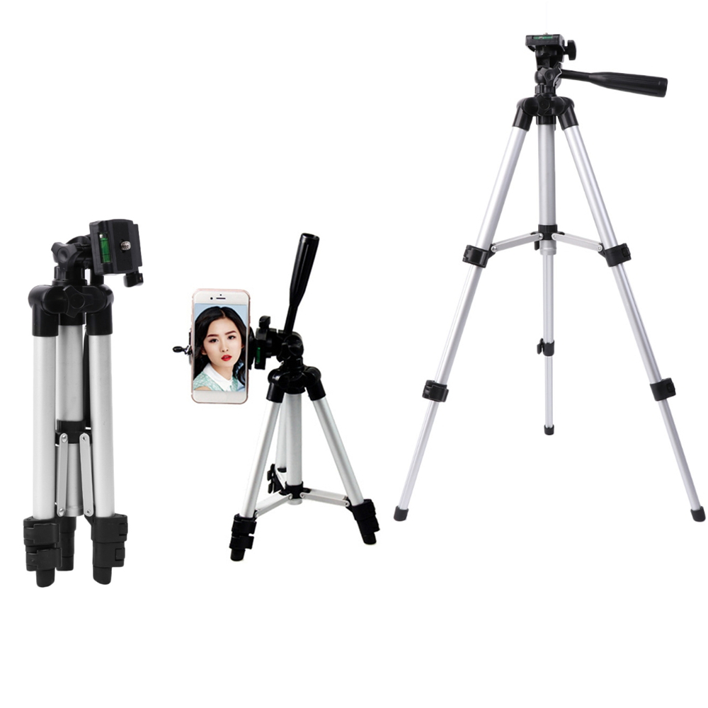 OOTDTY DSLR-camera Handheld Uitschuifbaar Stabiel Mini Portable - Camera en foto