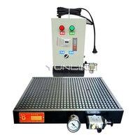 Cnc вакуумной присоской процессинговый центр промышленной 300*300 мм автоматический Давление поддержания пневматические Таблица Алюминий пла