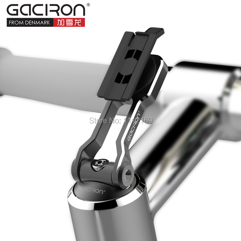 Gaciron 2 IN1 Bicycle Bike Phone Holder Road Bike Rotation Mobile Phone Holder Mount Ride