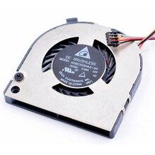 Новый оригинальный Delta DC005V 0.50A KDB0305HA3-00 для планшета/ноутбука кулер охлаждающий вентилятор