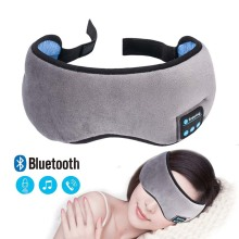 Wireless Stereo Bluetooth Earphone Sleep Mask 4.2 Bluetooth Sleep Soft