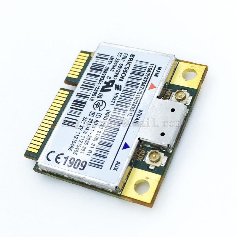 Lenovo ThinkPad S430 Ericsson Modem Driver (2019)