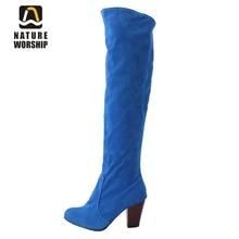 inverno lunghi scarpe 34-43