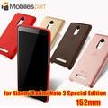 Case para xiaomi redmi note 3 pro edição especial 152mm anti-knock soft pu phone case para redmi note 3 especial versão global SE
