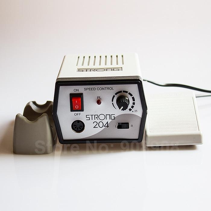 """Originalus Korėjos SDE-H37L1 maratono """"HANDPIECE MICROMOTOR Strong - Elektriniai įrankiai - Nuotrauka 4"""