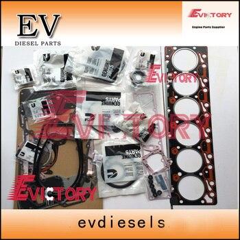 S6D110 S6D110E 6D110 motorrevisie pakking motor lager zuigerveer set