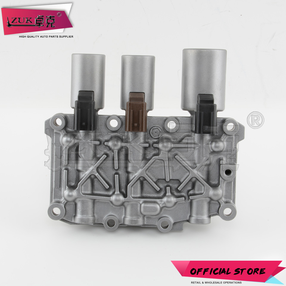 Zuk Cvt Transmission Solenoid Body Control Valve For Honda Fit Jazz Diagram 2003 2004 2005 2006 2007 2008 Gd1 Gd3 Gd6 Gd8 27200 Pwr 013 In Valves Parts From